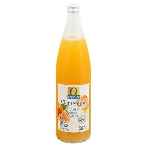 Picture of Organic Italian Soda Clementine - 750 Ml