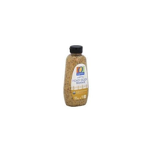 Picture of Organic Mustard Honey Dijon Bottle - 12 Oz
