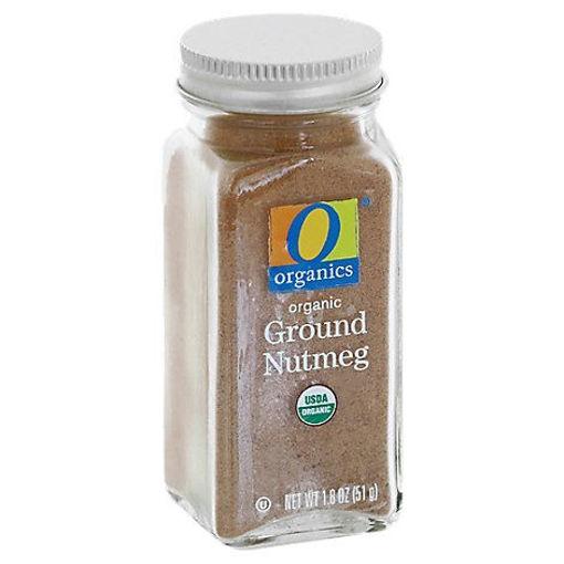 Picture of Organic Nutmeg Ground - 1.8 Oz