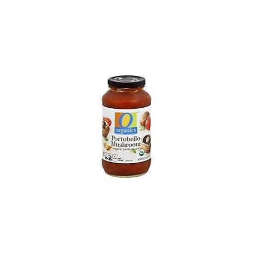 Picture of Organic Pasta Sauce Portobello Mushroom - 25 Oz