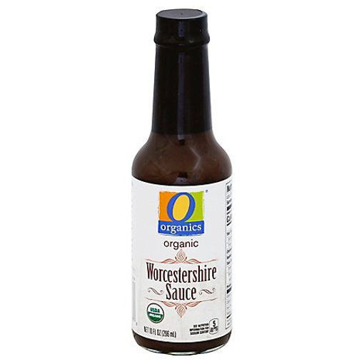 Picture of Organic Sauce Worcestershire Bottle - 10 Fl. Oz.