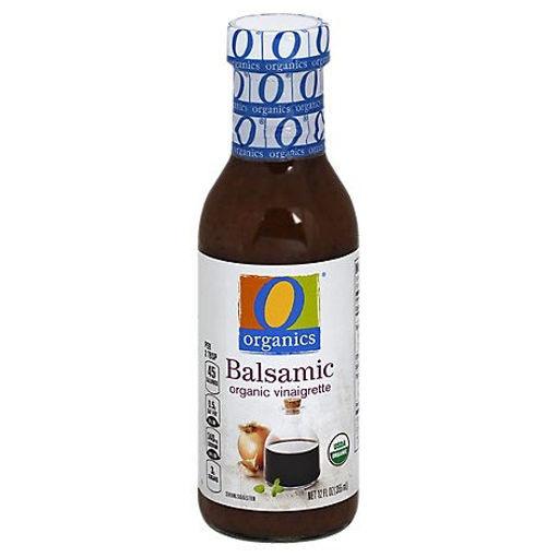 Picture of Organic Vinaigrette Balsamic - 12 Fl. Oz.