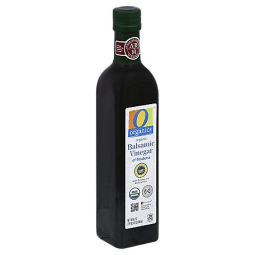 Picture of Organic Vinegar Balsamic Vinegar of Modena - 16.9 Fl. Oz.
