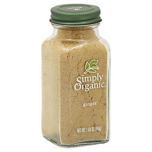 Picture of Simply Organic Ginger - 1.64 Oz