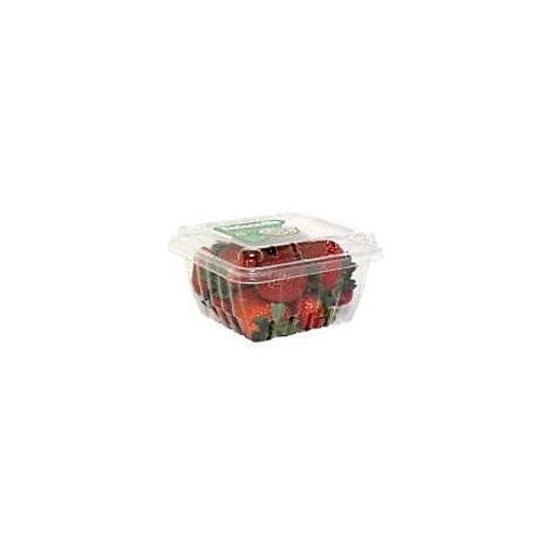 Picture of Strawberries Organic Prepacked - 8.8 Oz