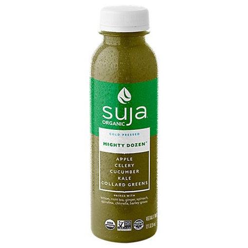 Picture of Suja Organic Juice Cold Pressed Mighty Dozen - 12 Fl. Oz.
