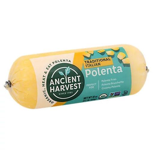Picture of Food Merchants Organic Traditional Italian Polenta - 18 OZ