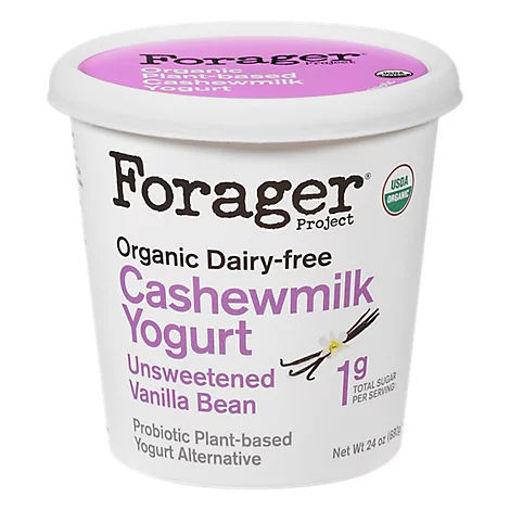 Picture of Forager Yogurt Cashew Milk Unswtnd Vanil - 24 OZ