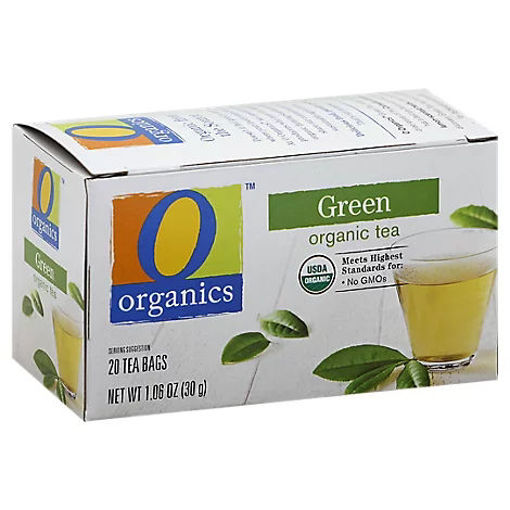 Picture of Green Tea Organic 20 Count - 1.06 Oz