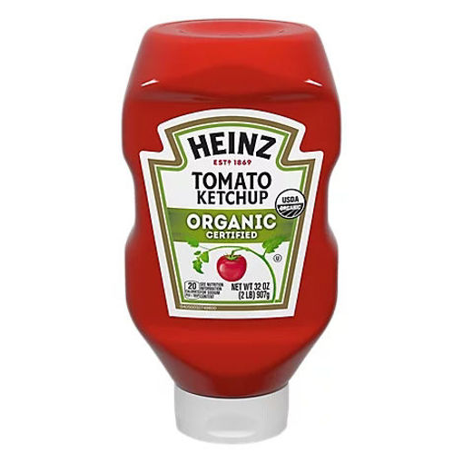 Picture of Heinz Ketchup Tomato Organic - 32 Oz