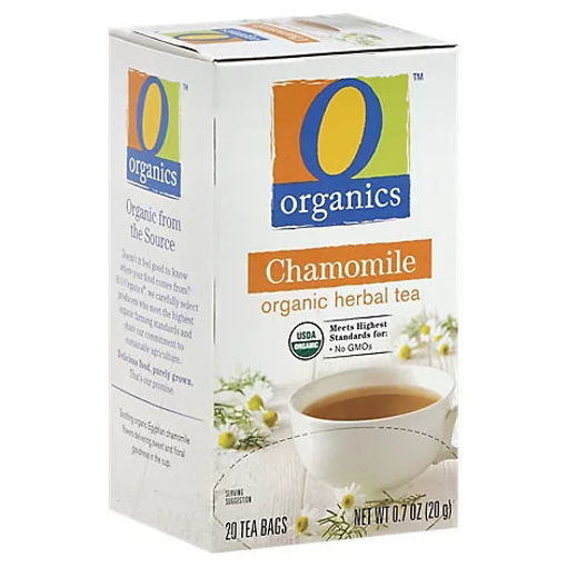 Picture of Herbal Tea Organic Chamomile 20 Count - 0.7 Oz