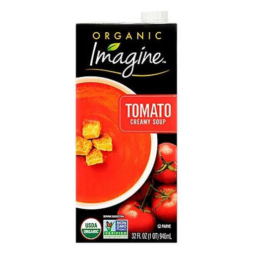 Picture of Imagine Organic Soup Creamy Tomato - 32 Fl. Oz.