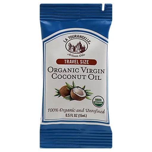 Picture of La Tourangelle Organic Oil Coconut Virgin - 0.5 Oz