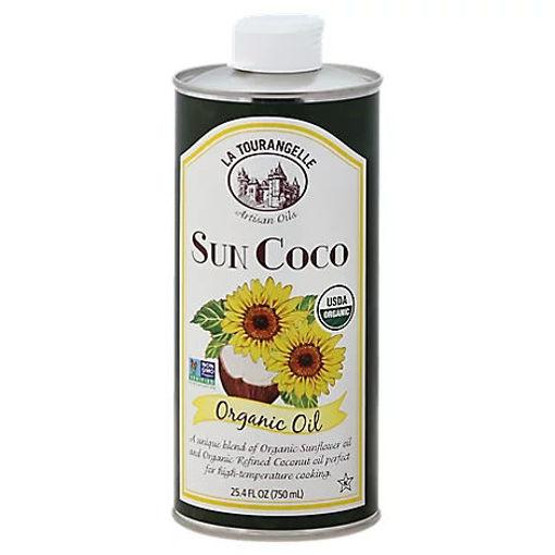 Picture of La Tourangelle Organic Sun Coco Oil - 25.4 Fl. Oz.