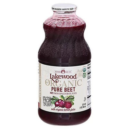 Picture of Lakewood Organic Fresh Pressed Juice Super Beet - 32 Fl. Oz.