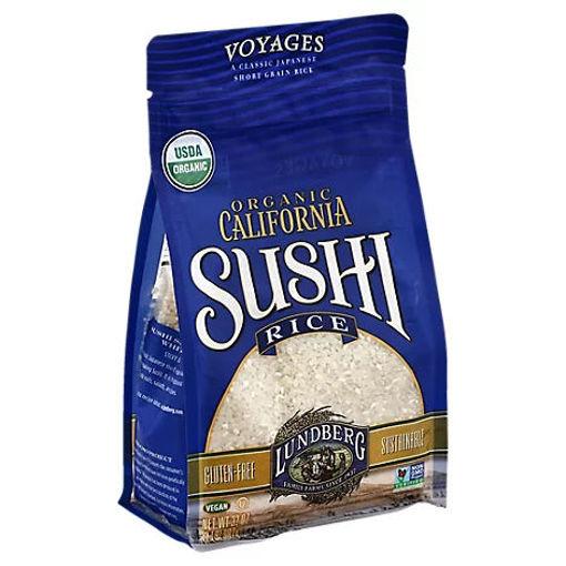 Picture of Lundberg Voyages Rice Organic California Sushi - 32 Oz