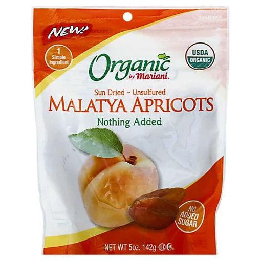 Picture of Mariani Malatya Apricots Organic - 5 Oz