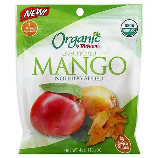Picture of Mariani Mangos Organic - 4 Oz