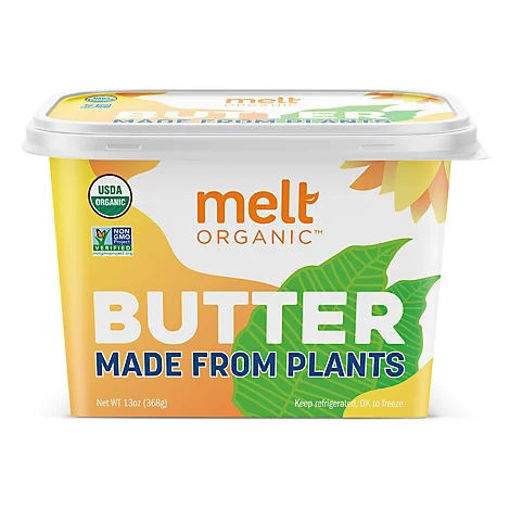 Picture of Melt Buttery Spread Organic Virgin Coconut Oil - 13 Oz