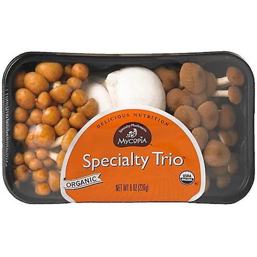 Picture of Mushrooms Specialty Trio Organic - 8 Oz