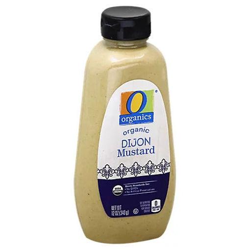 Picture of Mustard Organic Dijon - 12 Oz
