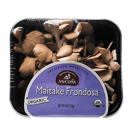 Picture of Mycopia Mushrooms Maitake Frondosa Organic Prepacked - 4 Oz