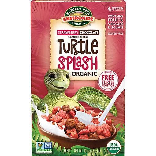 Picture of Natures Path Organic Envirokidz Cereal Turtle Splash - 10 Oz