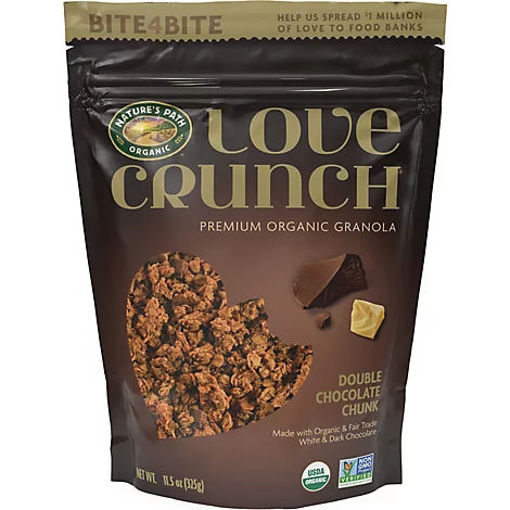Picture of Natures Path Organic Granola Double Chocolate Chunk - 11 Oz
