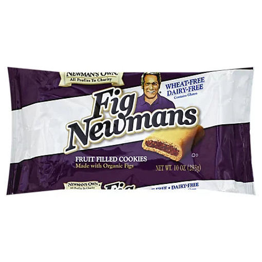 Picture of Newmans Own Organics The Second Generation Cookies Fig Newmans - 10 Oz