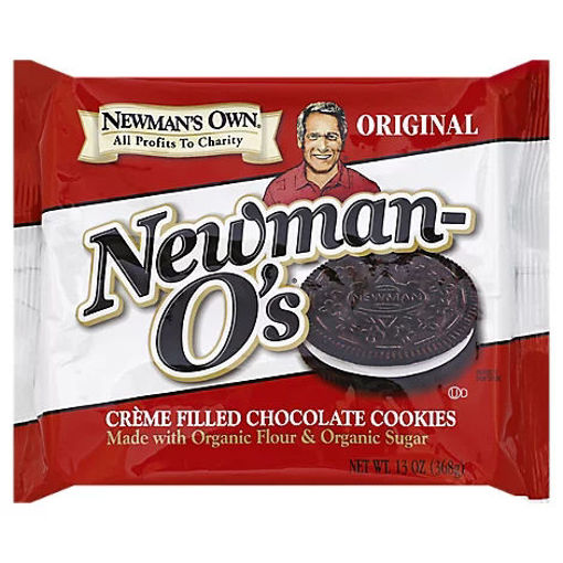 Picture of Newmans Own Organics The Second Generation Cookies Newman-Os Chocolate - 13 Oz