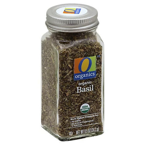 Picture of Organic Basil - 0.5 Oz