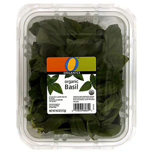 Picture of Organic Basil - 4 Oz