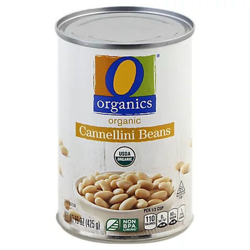 Picture of Organic Beans Cannellini - 15 Oz