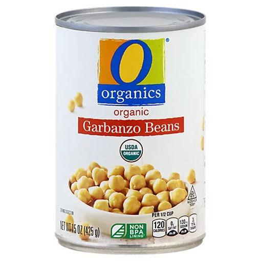 Picture of Organic Beans Garbanzo - 15 Oz