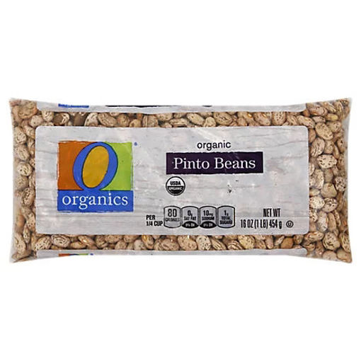 Picture of Organic Beans Pinto - 16 Oz