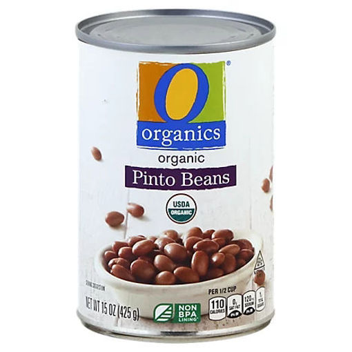 Picture of Organic Beans Pinto - 15 Oz
