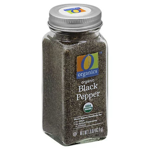 Picture of Organic Black Pepper - 1.9 Oz