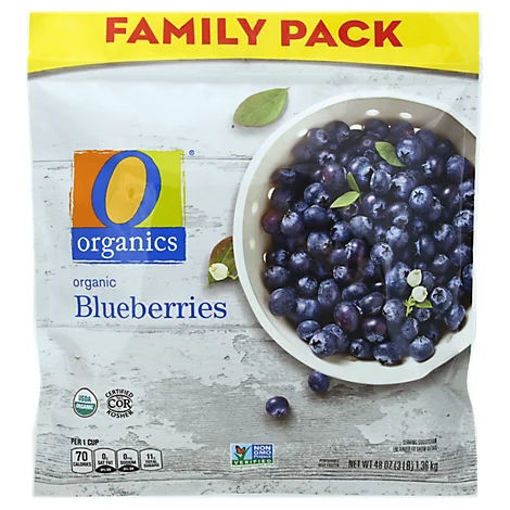 Picture of Organic Blueberries - 48 Oz