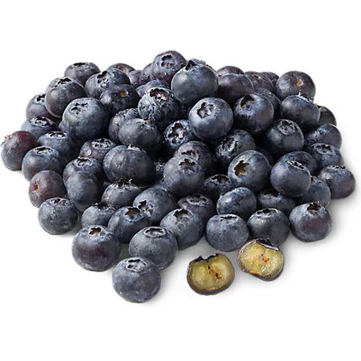Picture of Organic Blueberries Prepacked - 6 Oz