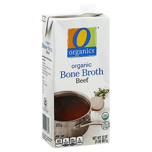 Picture of Organic Bone Broth Beef - 32 Oz