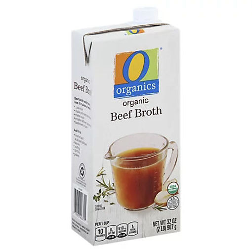 Picture of Organic Broth Beef Brick - 32 Oz