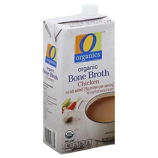 Picture of Organic Broth Bone Chicken - 32 Oz