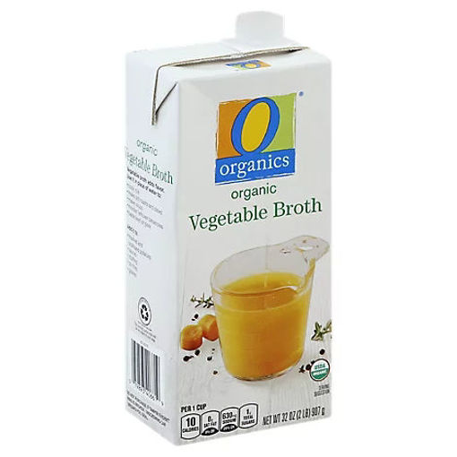 Picture of Organic Broth Vegetable - 32 Oz