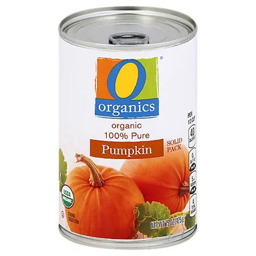 Picture of Organic Canned Pumpkin - 15 Oz