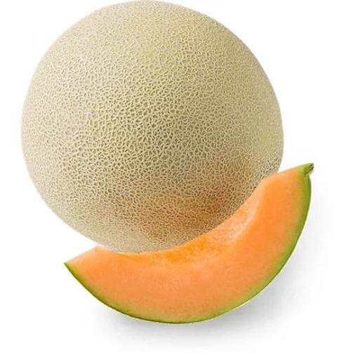 Picture of Organic Cantaloupe Melon