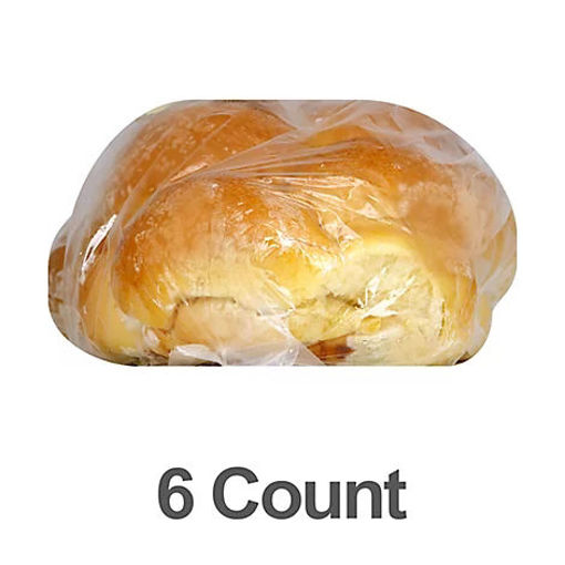 Picture of Organic Challah Buns 6  Count - Each