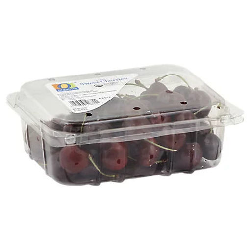 Picture of Organic Cherries Sweet Clamshell Prepacked - 1 Lb