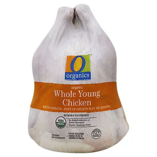 Picture of Organic Chicken Whole Bag Fryer - 5.00 LB