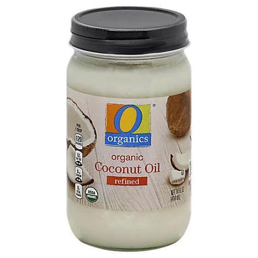 Picture of Organic Coconut Oil Refined - 14 Fl. Oz.