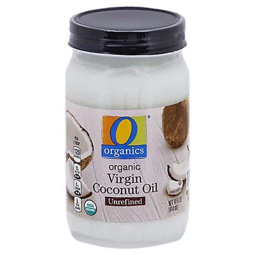 Picture of Organic Coconut Oil Virgin Unrefined - 14 Fl. Oz.